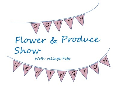 Poster for Flower and Produce Show